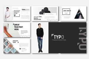 Typo Creative Presentation