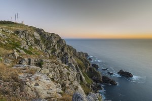 Coast of Finisterre.