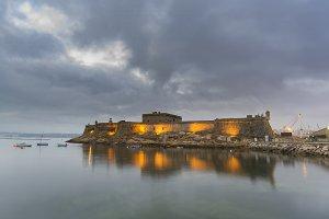 San Anton castle.