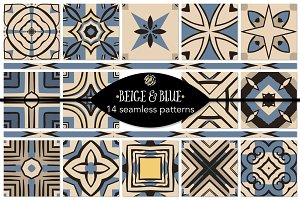 Set 77 - 14 Seamless Patterns