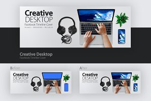 Facebook Creative Desktop Cover 2