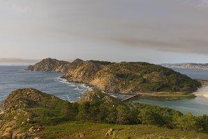 Cies Islands.