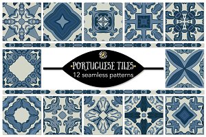 Set 78 - 12 Seamless Patterns
