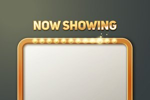 Now showing sign