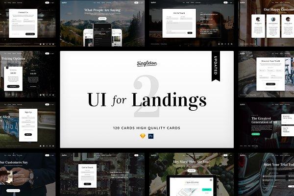 UI Kits and Libraries ~ Creative Market