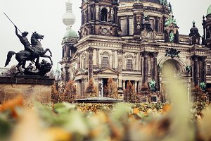 Autumn Cathedral. Photography.