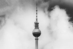 Autumn Fog. Photography.