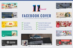 11 Smart Facebook Cover Photo