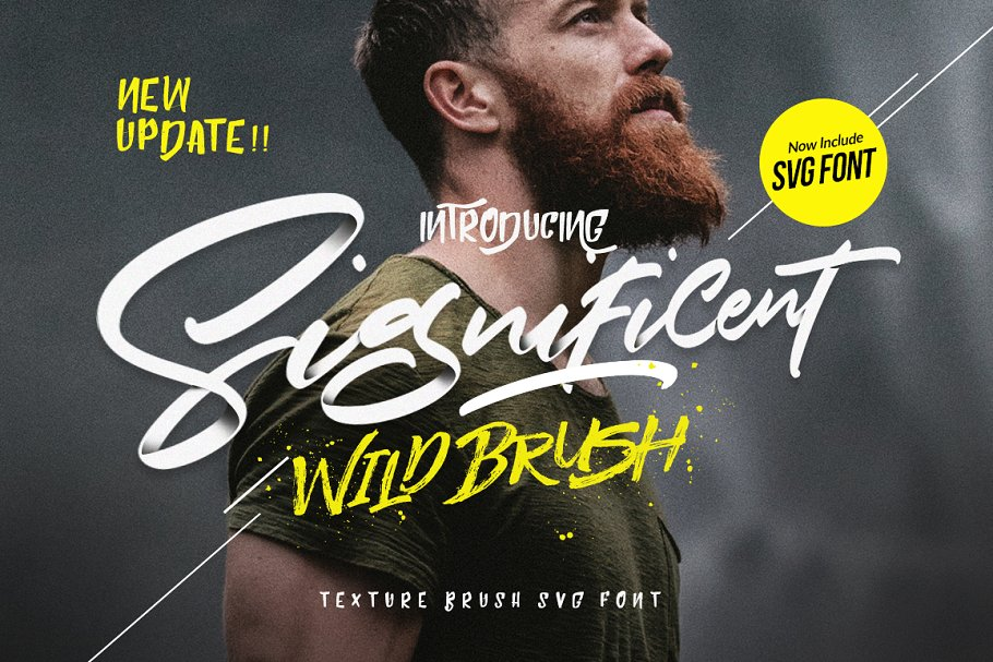 25%OFF - Significent Wild Brush