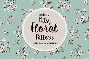 Ditsy Floral Patterns