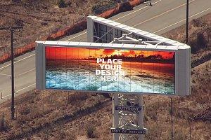 Billboard Mock-up #57