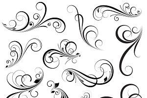 Swirls Vectors