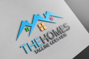 The Home Logo