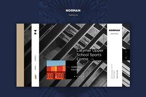 Norman PSD Template