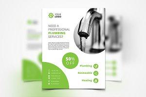 Plumbing Flyer