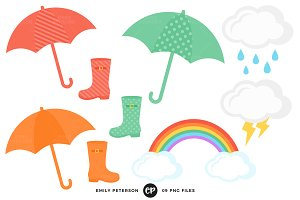 Rainy Day Clipart