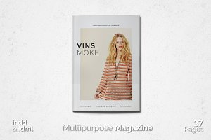 Vinsmoke Magazine (2017 Edition)