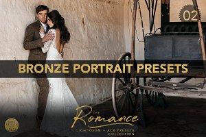 Bronze Portrait Presets LR ACR