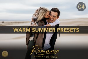 Warm Summer LR ACR Presets