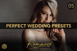 Perfect Wedding Presets