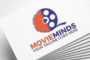 Movie | Minds | Brain | Logo