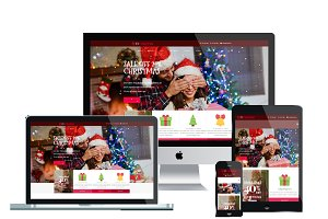 ET Christmas – Christmas Joomla