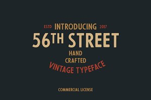 56th Street - Commercial License