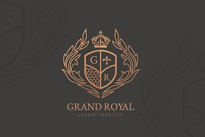Grand Royal Luxury Logo