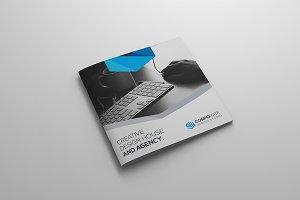 Pro_Square Bi-Fold Brochure