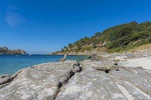 Nuestra Senora beach (Cies Islands).