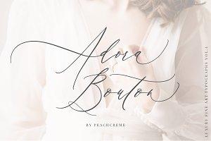 Adora Bouton-Luxury Script