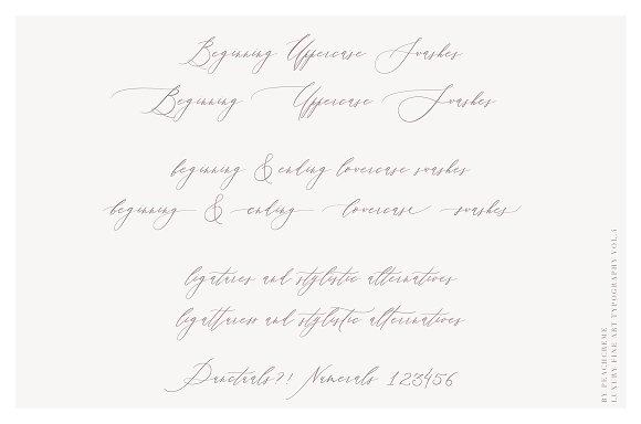 Adora Bouton Luxury Script Fonts Creative Market