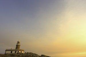 Lighthouse of Corrubedo.