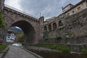 Potes (Cantabria, Spain).