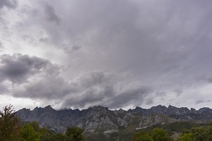 Peaks of Europe (Cantabria).