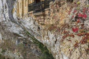 Hermitage of Covadonga.