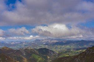 Peaks of Europe (Asturias).