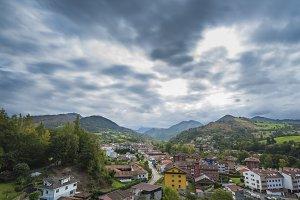 Cangas de Onis (Asturias, Spain).