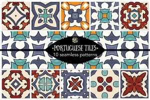 Set 83 - 10 Seamless Patterns