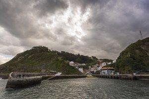 Cudillero (Asturias).