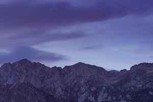 Peaks of Europe national park.