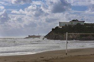 La Concha beach (Oropesa del Mar).