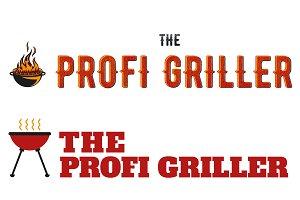 Profi Griller Logo template