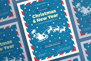 Posters | Christmas Travel