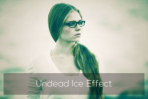 Undead Ice Effect