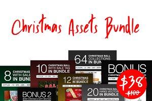 Christmas Assets Bundle