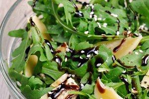 arugula (rocket)  salad