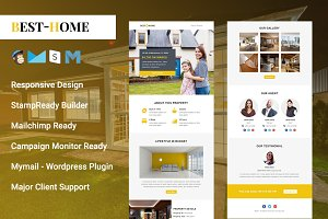 Best Home -Responsive Email Template