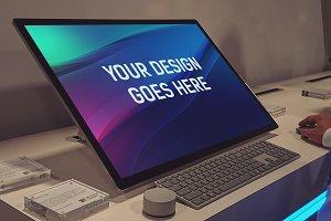 Microsoft Studio Mock-up #26