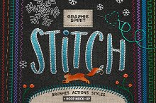 stitch brush